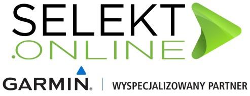SELEKT.online Sklep dla sportowców i aktywnych z GPS, Partner GARMIN