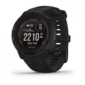Garmin Instinct Solar Tactical Edition Czarny [0100229303]