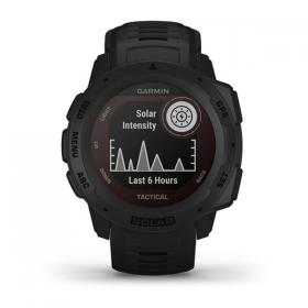 Garmin Instinct Solar Tactical Edition Czarny [010-02293-03]